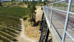 Trout creek trestle